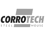Corrotech Steel House